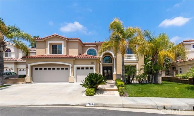 17238 Blue Spruce Lane, Yorba Linda, California