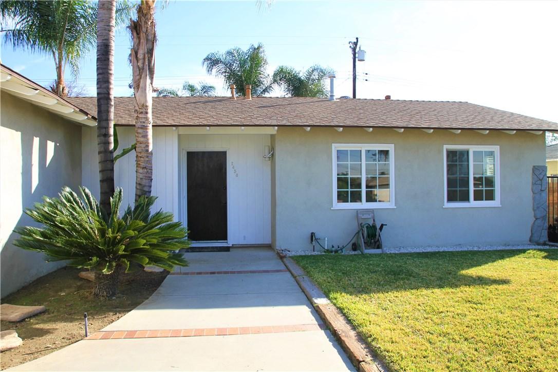 2458 Manville Street Pomona, CA 91767 - MLS #: OC18011982