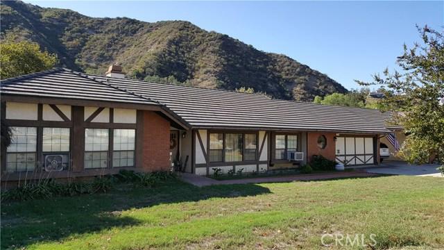 Single Family Home for Sale at 28532 Markuson Road Silverado, California 92676 United States