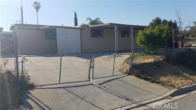 Single Family for Rent at 1007 Navajo Road Perris, California 92570 United States