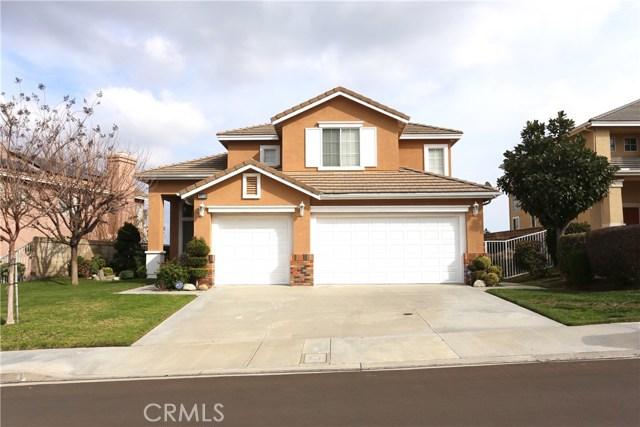1529   Rancho Hills Drive , CHINO HILLS
