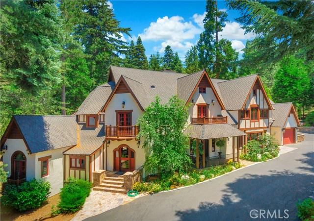 943 Greenbriar Drive, Lake Arrowhead, CA 92385