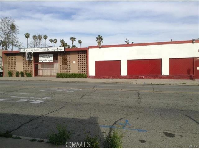 Single Family for Rent at 1571 E Street N San Bernardino, California 92405 United States
