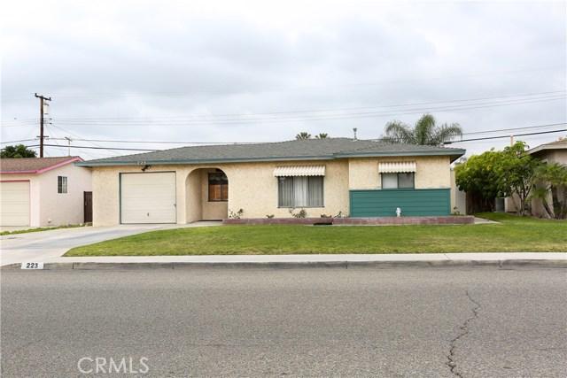 223 Tiller Avenue, Anaheim, CA, 92802