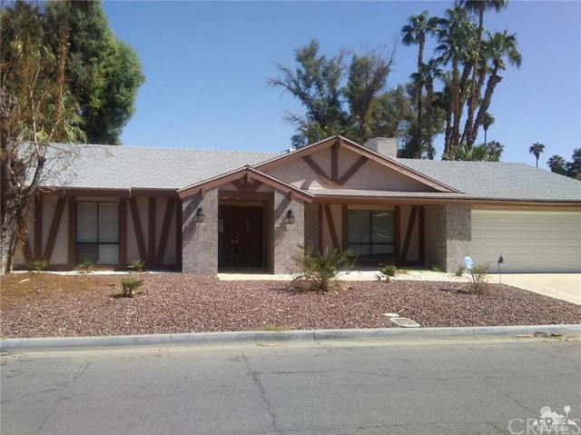 2284 Pebble Beach Drive Palm Springs, CA 92264 - MLS #: 217027114DA