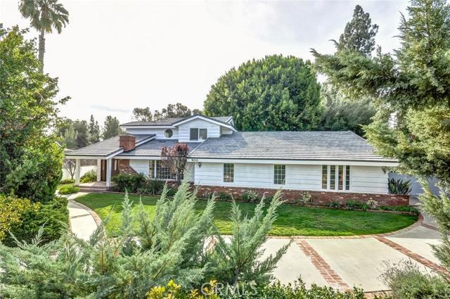 Single Family Home for Sale at 900 West Las Palmas St 900 Las Palmas Fullerton, California 92835 United States