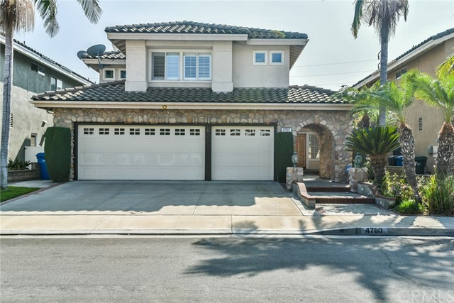 Single Family Home for Rent at 4780 Ariano Drive Cypress, California 90630 United States
