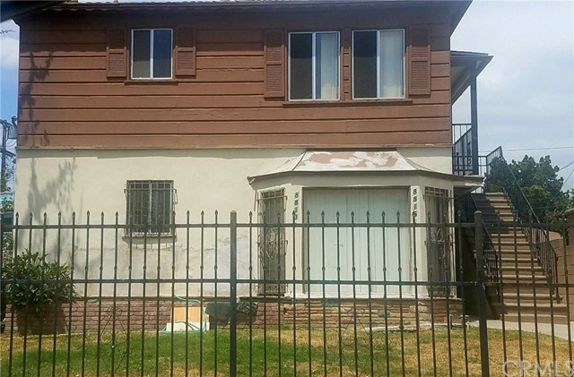 8813 S Hoover Street Los Angeles, CA 90044 - MLS #: PW18145955
