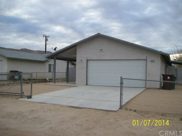 6624 Mariposa Avenue, 29 Palms, CA, 92277
