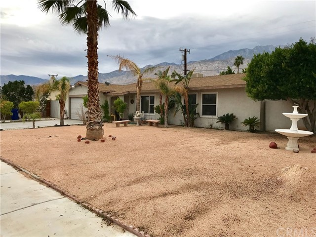 Single Family Home for Sale at 2393 W Nicola Road 2393 W Nicola Road Palm Springs, California 92262 United States