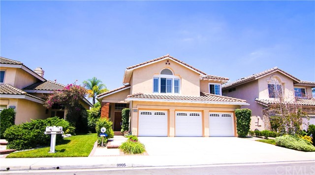 Single Family Home for Sale at 9905 Ravenna Way Cypress, California 90630 United States