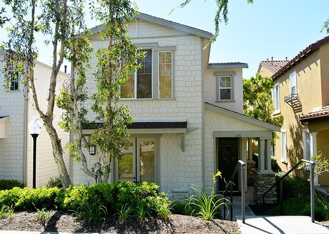 Townhouse for Sale at 1276 Mc Fadden St Fullerton, California 92833 United States