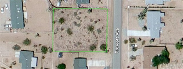 Single Family for Sale at 0 Prescott Yucca Valley, California United States