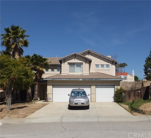 25160 Bronze Drive Moreno Valley, CA 92557 - MLS #: PW18069215