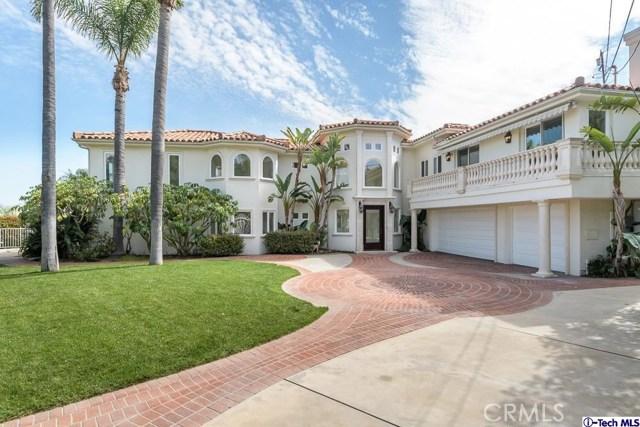Single Family Home for Rent at 1506 Sugar Loaf Drive La Canada Flintridge, California 91011 United States