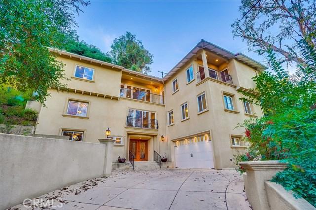 11456 Decente Court Studio City, CA 91604 - MLS #: SW18285534