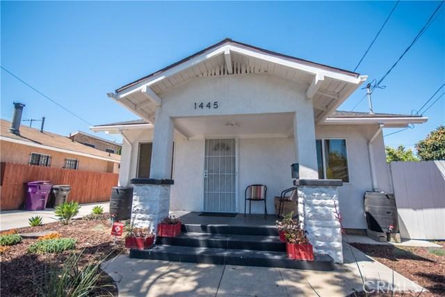 1445 Lewis Av, Long Beach, CA 90813 Photo 1