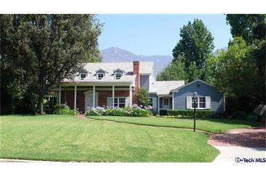 Single Family Home for Rent at 255 Hacienda Drive Arcadia, California 91006 United States