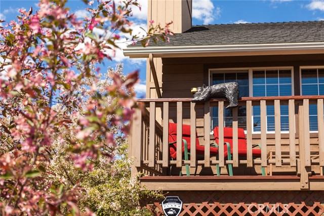 381 Fallen Leaf Road Big Bear, CA 92315 - MLS #: OC17138847