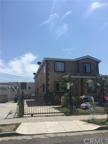 246 E 82nd Place Los Angeles, CA 90003 - MLS #: DW17178921