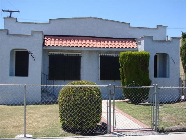 2755 S Sycamore Avenue  Los Angeles CA 90016