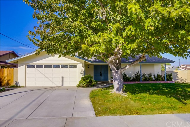 Single Family Home for Rent at 5361 Princeton Avenue Westminster, California 92683 United States