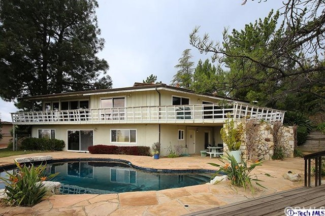 481 Starlight Crest Drive La Canada Flintridge, CA 91011 - MLS #: 318000427