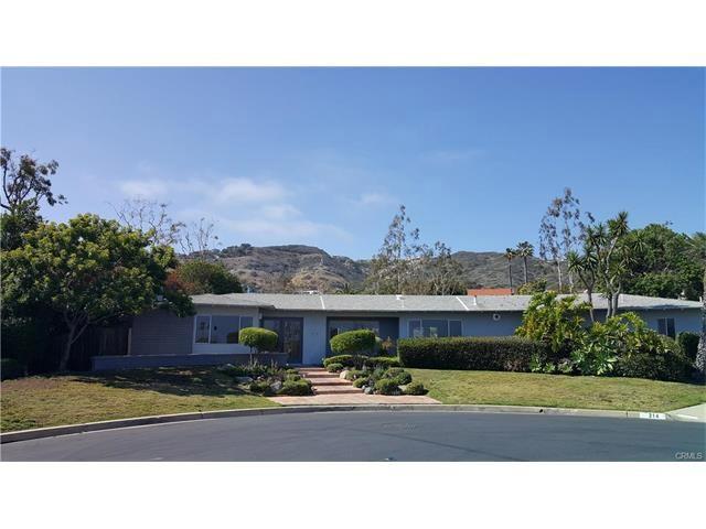 214 Monarch Bay Drive, Dana Point, CA, 92629