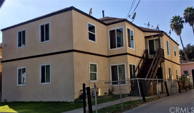 Single Family Home for Sale at 6631 Loma Vista Place Bell, California 90201 United States