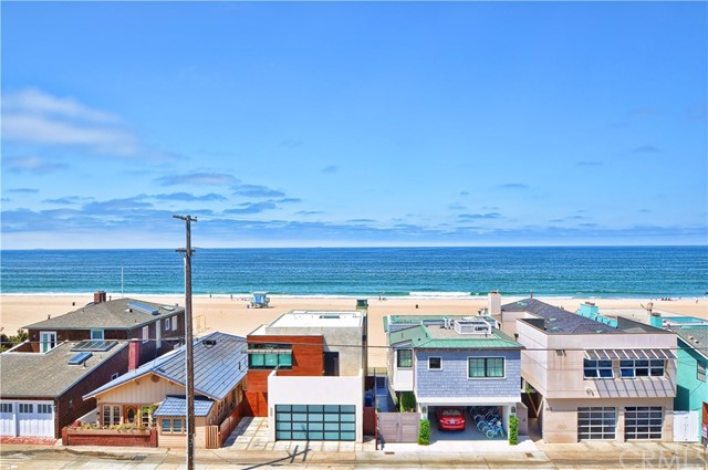 Single Family Home for Sale at 3216 Hermosa Avenue 3216 Hermosa Avenue Hermosa Beach, California 90254 United States