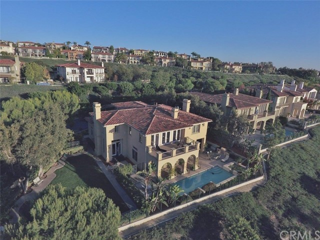Single Family Home for Sale at 32 Via Burrone Newport Coast, California 92657 United States