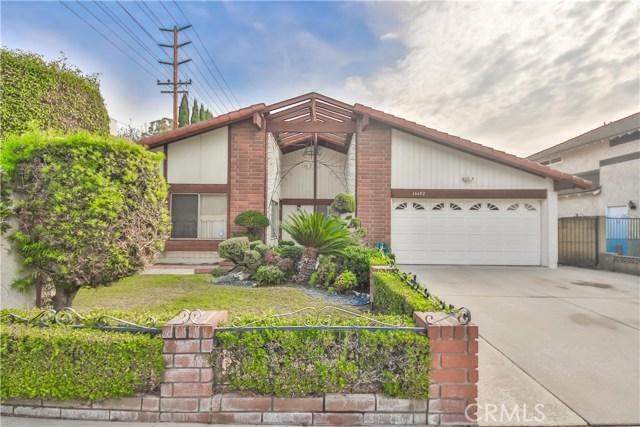 Single Family Home for Sale at 16602 Monte Cristo Avenue 16602 Monte Cristo Avenue Cerritos, California 90703 United States
