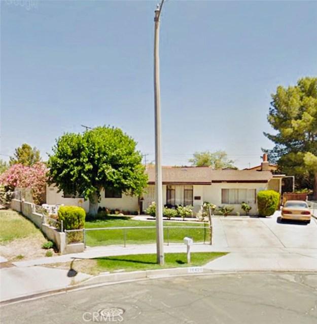 16420 Yucca Avenue Victorville CA 92395