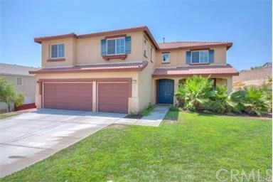 11487 Demaret Drive Beaumont, CA 92223 is listed for sale as MLS Listing EV17026123