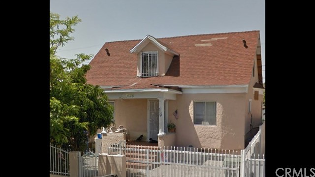 Single Family Home for Sale at 5735 Morgan Avenue Los Angeles, California 90011 United States