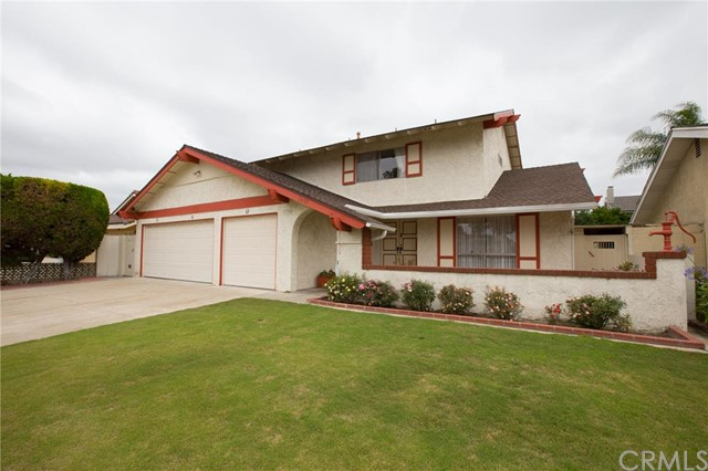 Single Family Home for Sale at 15692 Grey Oaks St Westminster, California 92683 United States