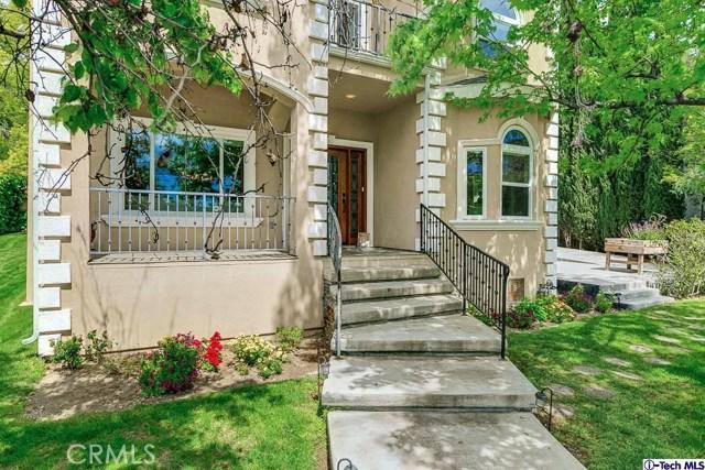 Single Family Home for Sale at 2739 Orange Avenue La Crescenta, California 91214 United States