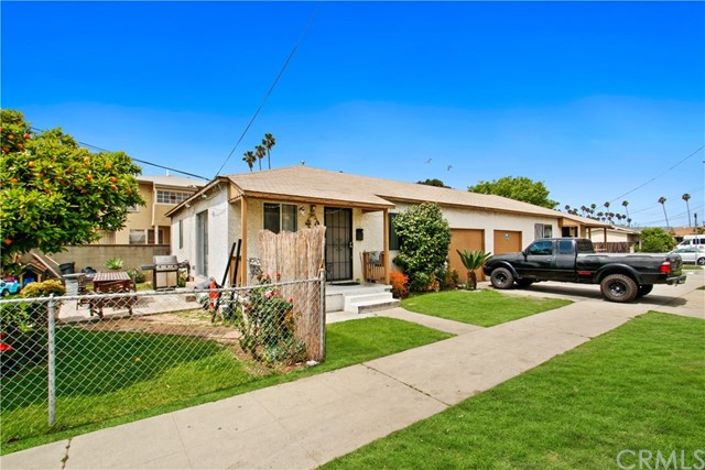 16301 Menlo, Gardena, California 90247, ,Residential Income,For Sale,Menlo,SB20066561