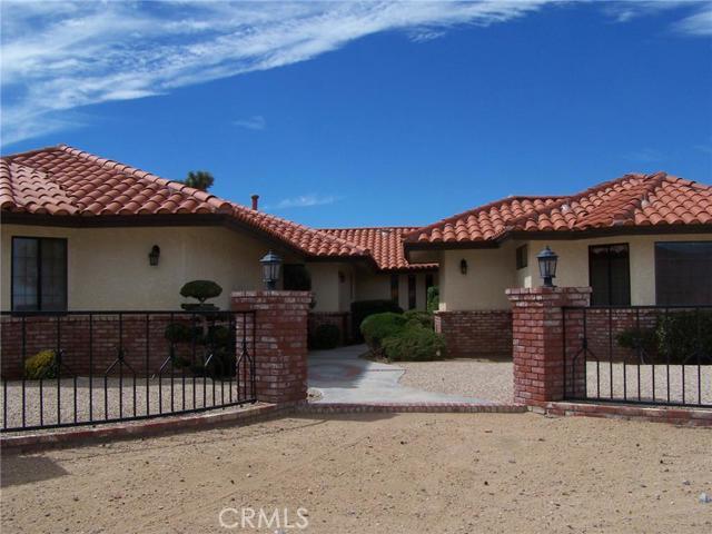 9200 Fortuna Avenue, Yucca Valley CA 92284