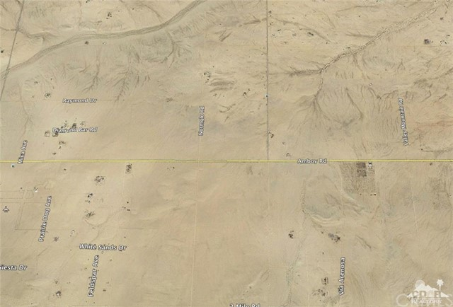 Photo of home for sale at Normglo Road, 29 Palms CA