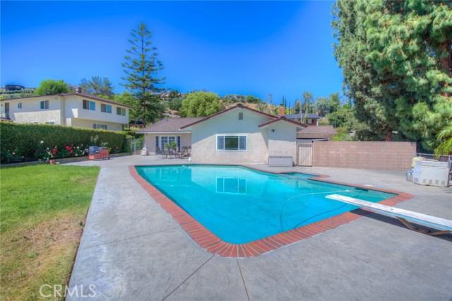1342 Hollencrest Drive West Covina, CA 91791 - MLS #: CV17098528