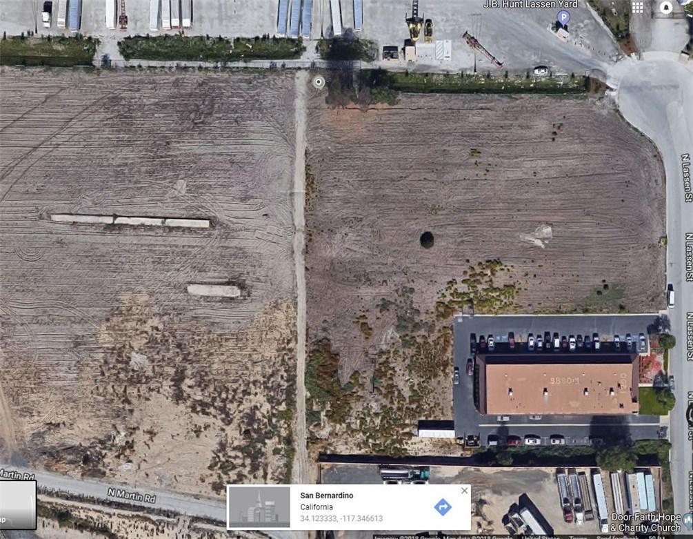 0 N Martin Road San Bernardino, CA 92410 - MLS #: OC18019162