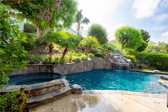 One of Custom Built Anaheim Hills Homes for Sale at 940 S Matthew Way