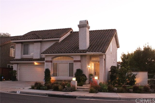 2 WILLET Lane Aliso Viejo CA 92656