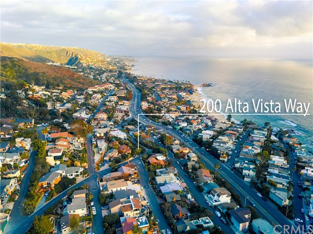 200 Alta Vista Way , CA 92651 is listed for sale as MLS Listing LG18124269