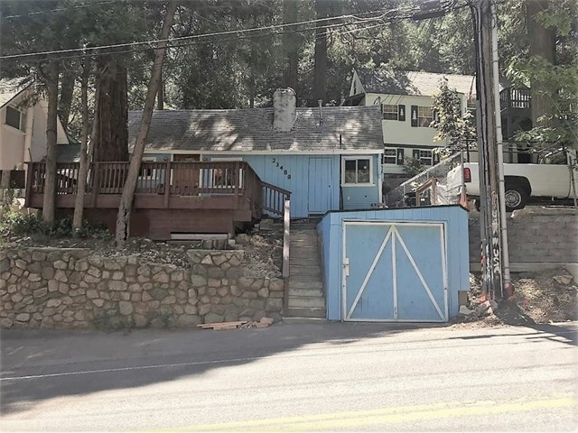 23489 Lake Dr, Crestline, CA 92325 Photo