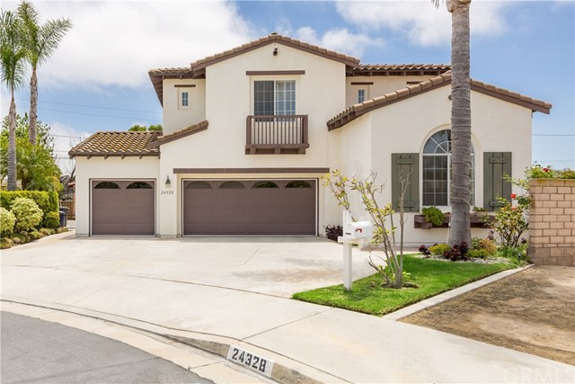 Single Family Home for Sale at 24328 Park Haven Lane Lomita, California 90717 United States