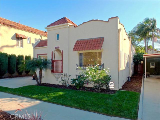 3628 East Vista Street Long Beach CA  90803