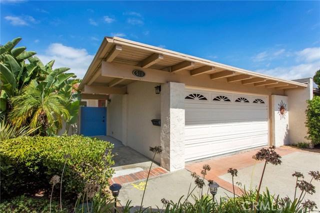 528 Vista Grande, Newport Beach, CA 92660