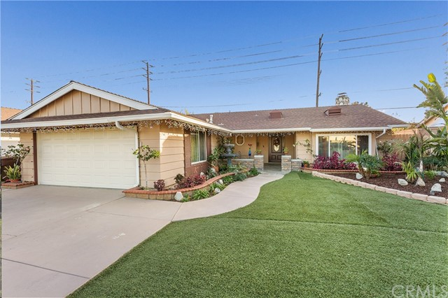 Single Family Home for Sale at 18582 Minuet Lane Anaheim, California 92807 United States
